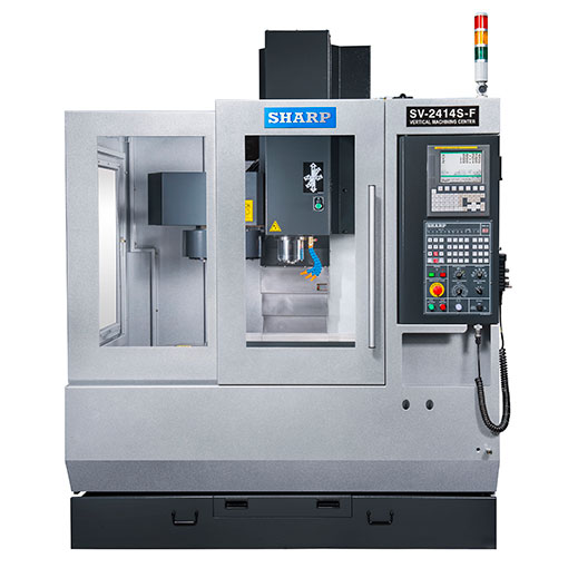 Sharp - Vertical Machining Center