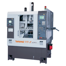 CNC2 Spindle1 Slide Precision Lathe - Takamaz Machinery - ACI Machine Tool Sales, LLC